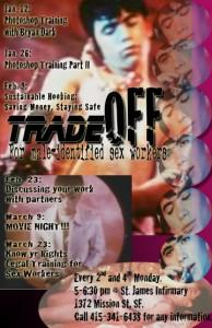 tradeoff flyer