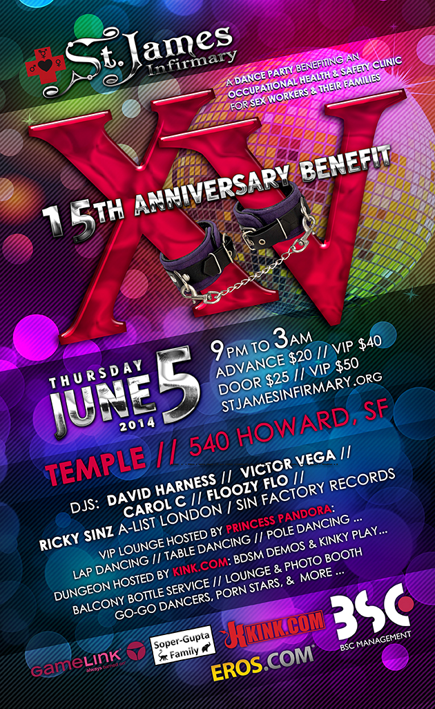 SJI XV Anniverary Event Poster 5.7.14