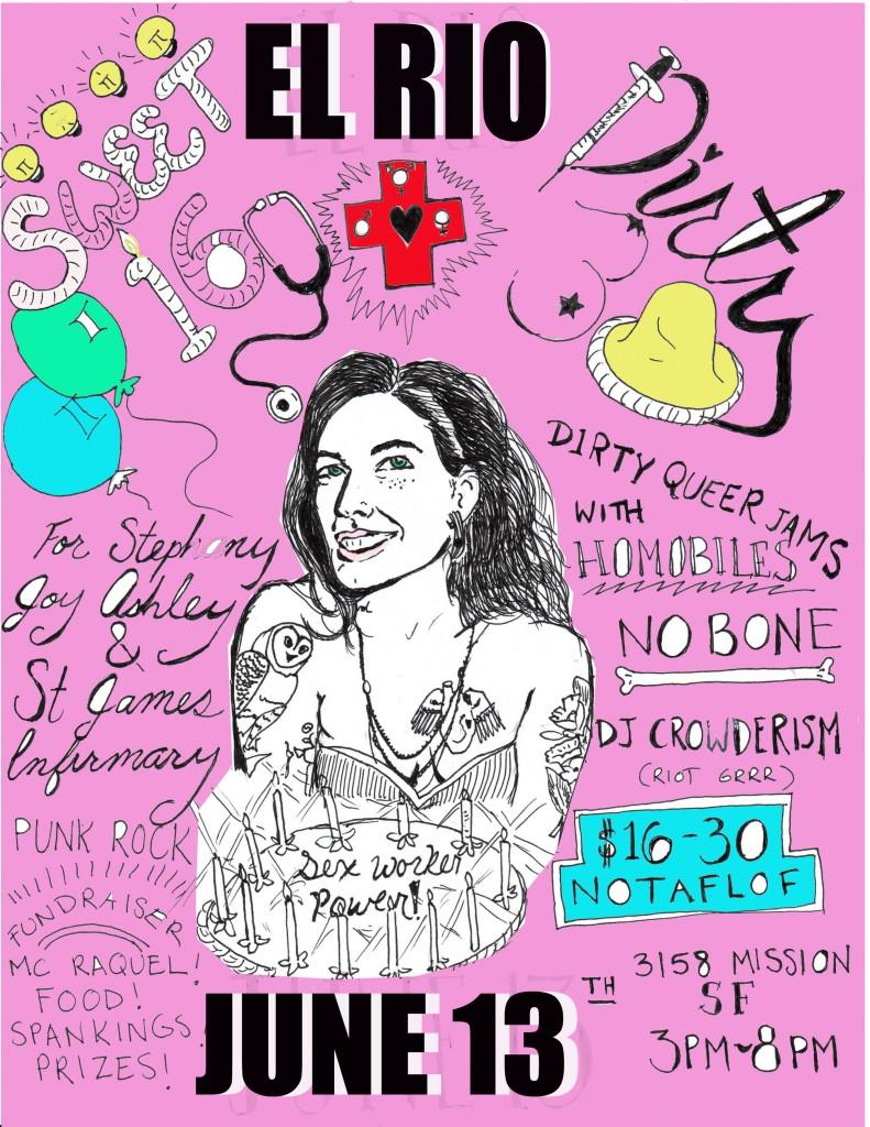 June 13th flyer